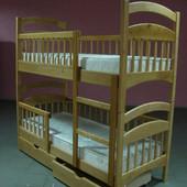 Двухъярусная кровать Карина ЛЮКС (оптом)