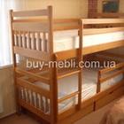Двухъярусная кровать Тимур (бук)