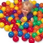 шарики , мячики для сухого басейна , манежа, палатки intex