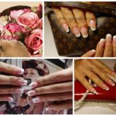 Гелевое и акриловое наращивание ногтей. Ногти идеальные. Опыт 14 лет.
