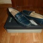 Туфли - мокасины кожаные GEOX