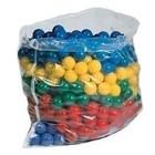Шарики (мячики) пластмассовые для сухого бассейна.