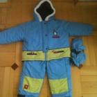 Комбинезон теплый зимний для мальчика или девочки 3 года.
