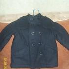 Стилевое пальто для мальчика