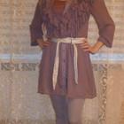 Шифоновое нарядное платье