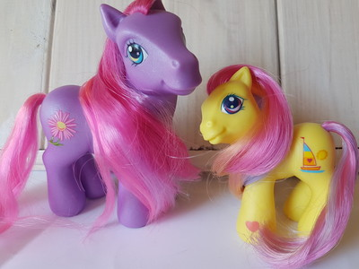 My little pony. моя маленькая пони. коллекционные - красавицы. поколение 3. фото №1