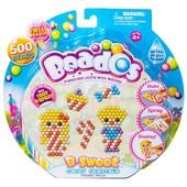Beados мозаика игровой набор аквамозаики из бусинок Королевство сладостей 500 бусинок, спрей, шаблон