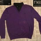 Модный реглан - свитер мужской XL