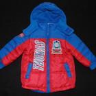 Куртка деми- Tomas&Friends на 9-18 мес,рост 74-86 см.Большой выбор!