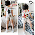 Детские летние футболки с коротким рукавом
