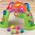НОВАЯ в наличии!!! Развивающая игрушка Fisher-Price Stand-Up Ballcano