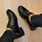 Стильные Броги туфли мокасины стиль Аль Капоне