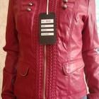 Малиновая курточка размер S-M