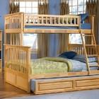 Двухъярусная кровать Олигарх 3