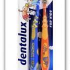 Зубная щетка детская DentaLux for Kids, 2 шт.