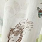 Компаньены тюль и шторы с Ангелочками