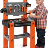Детская мастерская Black&Decker Smoby код 360700