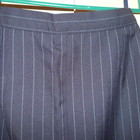 Деловая теплая длинная юбка на стройную девушку р.44-46