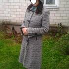 Пальто на осень 44-46раз.