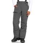 Лыжные штаны серого цвета размер XXL