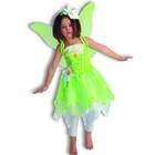 Детский карнавальный костюм Зеленая Бабочка