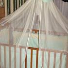 Детская кроватка,матрас, защита, компл.пост.белья, 2 подушки, одеяло