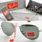 Очки Ray Ban RB3025 3026 Aviator Зеркальные комплект,стекло!!