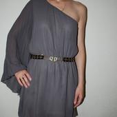 Шифоновое платье размер М(12)