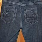 Узкие джинсы черного цвета рост 146 см