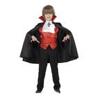 Карнавальный костюм на Хеллоуин (Halloween) ведьма, вампирша, вампир