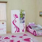 Детские кровати машинки для девочек