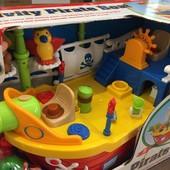 Игровой набор - Пиратский корабль (на колесах, свет, звук)