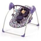 New 2013!Детский шезлонг - качелька Geoby qq502 - w3nz, Фиолетовый