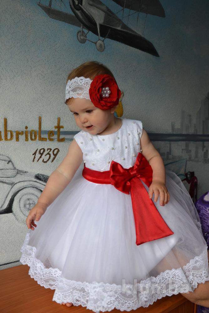 Платья на девочек нарядные на 1 год