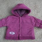 Курточка для девочки на рост 68 см