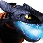 Большой Интерактивный огнедышащий дракон Беззубик