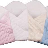 Конверт-одеяло для новорожденных Duet Baby Soft jacguard