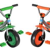Велосипед трехколесный детский M 1651