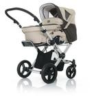 Универсальная коляска Abc Design Avus цвет: Sand/Dark brown, бежевый с темно-коричневым (61036/211)