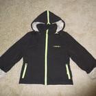 Курточка деми для мальчика на рост 122 см