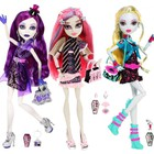 Куклы Монстер Хай Monster High Ночная жизнь (Ghoul's Night Out) Лагуна Спектра Рошель