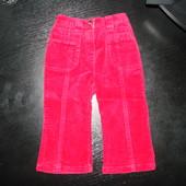стречевые штаны Next 9-12 мес состояние новых