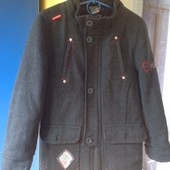 Демисезонное  пальто для мальчика