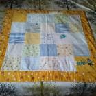 одеяло - пэчворк ручная работа