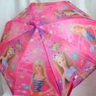 Зонтик зонт детский Барби Barbie деткам от годика