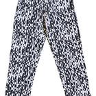 Джинсы для девочек 8-15 лет подростковые и детские модные «Круги», бренд
