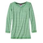 Кофта приятного зеленого цвета для девочек  Yigga (размер 134/140)