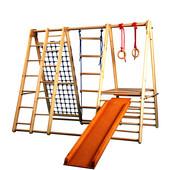 Спортивный уголок для ребенка,комплекс для малыша,шведские стенки «Малютка-3»