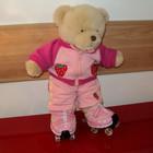 Примите в семью мишку на роликовых коньках из Америки! :) Build-a-Bear