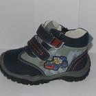 Отличные демисезонные ботиночки для мальчика ( 21 разм )